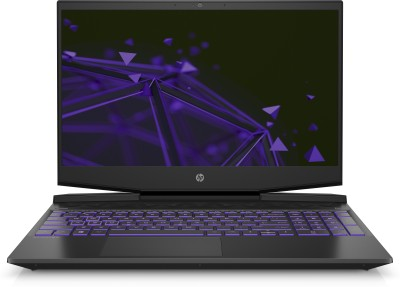 HP Pavilion Gaming Core i5 9th Gen - (8 GB/1 TB HDD/Windows 10 Home/4 GB Graphics/NVIDIA Geforce GTX 1650) 15-dk0263TX...