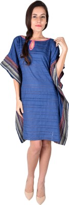 The Kaftan Company Printed Satin Women