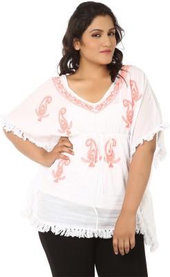 4deaf999563 LASTINCH Embroidered Cotton Women s Kaftan