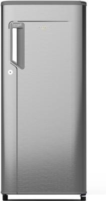 Whirlpool 215 L Direct Cool Single Door 3 Star Refrigerator Magnum Steel, 230 IMFR PRM 3S INV MAGNUM STEEL Whirlpool Refrigerators