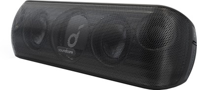 Soundcore Motion Plus 30 W Bluetooth Party Speaker(Black, Stereo Channel)