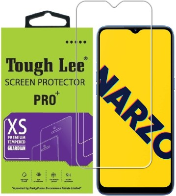 Tough Lee Tempered Glass Guard for Realme Narzo 30a, Realme Narzo 20, Realme Narzo 20A, Realme C11, Realme C12, Realme C15, Realme C3, Realme 5, Realme 5i, Realme 5s, Oppo A9 2020, Oppo A5 2020, Realme Narzo 10, Realme Narzo 10A, Oppo A31(Pack of 1)