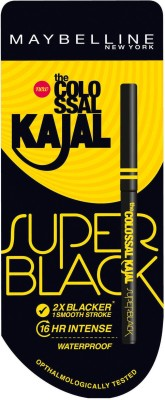 Maybelline Super Black(Black)