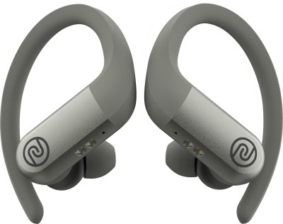 Noise Shots RUSH Truly Wireless Bluetooth Headset(Quick Silver, True Wireless)