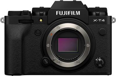 FUJIFILM X Series X-T4 Mirrorless Camera Body Only(Black)