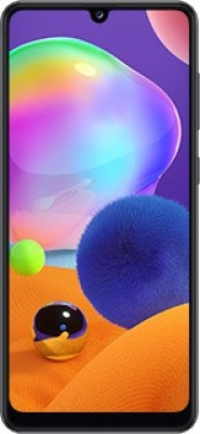 Samsung Galaxy A31 (Prism Crush Black, 128 GB)(6 GB RAM)