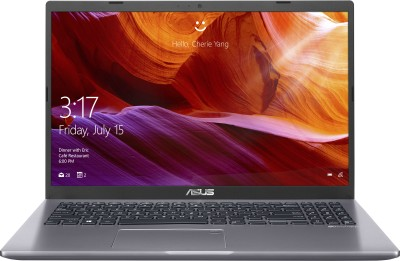 Asus VivoBook 15 Ryzen 3 Dual Core - (4 GB/1 TB HDD/Windows 10 Home) M509DA-EJ741T Laptop(15.6 inch, Slate Grey, 1.9 kg)
