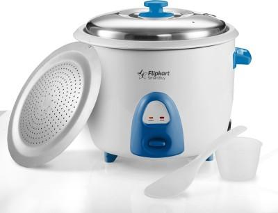 Flipkart SmartBuy CFXB15 Electric Rice Cooker(1.5 L, White, Blue)