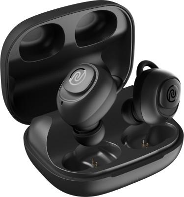 Noise Shots X5 PRO Truly Wireless Bluetooth Headset(Charcoal Grey, True Wireless)