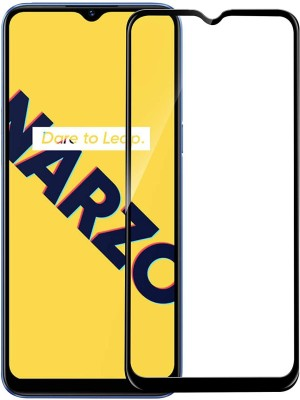 CEDO XPRO Tempered Glass Guard for realme Narzo 20A, Realme C11, Realme C15, Realme C25, Realme Narzo 10A, Poco C3(Pack of 1)