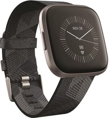 Fitbit Versa 2 Special Edition Smartwatch(Multicolor Strap, Regular)