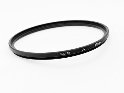 BLUTEK 67mm uv Filter For 85mm 1.8G lens  67mm   Clear Filter 67 mm