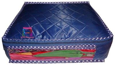 atorakushon A 1s blu Parachute Fabric Blouse Garments Organizer Cover ®sareecover1blu Blue atorakushon Garment Covers