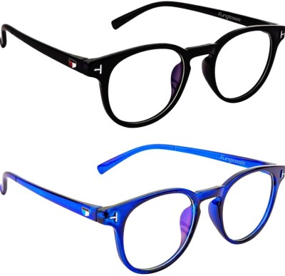 FUNGLASSES Full Rim (+0.25) Cat-eyed Reading Glasses(50 mm)