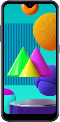 Samsung Galaxy M01 (Blue, 32 GB)(3 GB RAM)