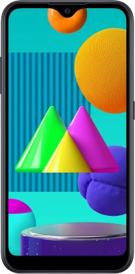 SAMSUNG Galaxy M01 (Black, 32 GB)(3 GB RAM)