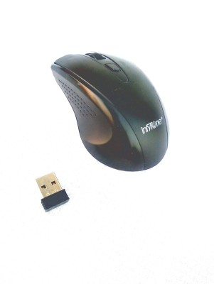 infytone 4W019 WIRELESS MOUSE Wireless Optical Gaming Mouse 2.4GHz Wireless, Black infytone Controllers