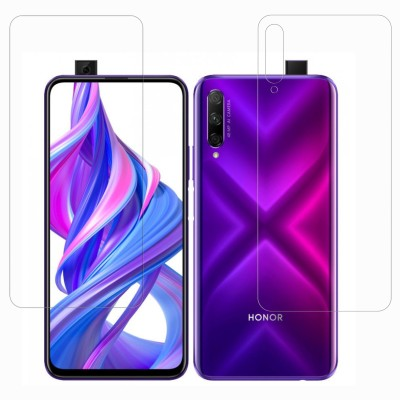 Fashion Way Front and Back Screen Guard for HONOR 9X PRO(Pack of 2)