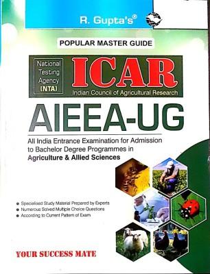 NTA-ICAR: AIEEA-UG Entrance Exam Guide