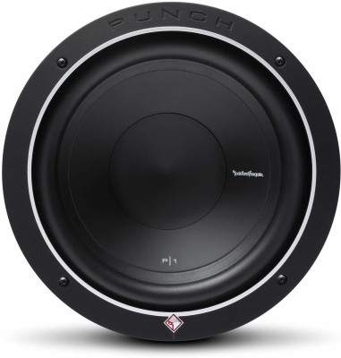 Rockford AZB00BF6HUM4 Fosgate P1S2-10 Punch P1 SVC Peak Subwoofer Subwoofer(Powered , RMS Power: 250 W)