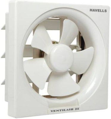 HAVELLS Ventilair dx 200mm 5 blade 200 mm Ultra High Speed 5 Blade Exhaust Fan(Off White, Pack of 1)