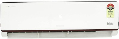 Voltas 1.5 Ton 5 Star Split Inverter AC  - White(185VJZJT, Copper Condenser)
