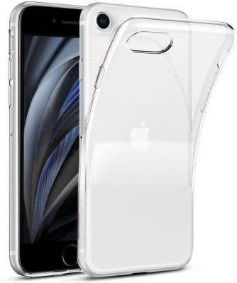 Cooldone Back Cover for Apple iPhone SE 2020(Transparent, Waterproof, Silicon)