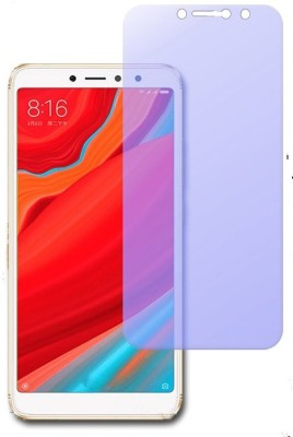 Novo Style Tempered Glass Guard for Redmi Note 6 Blue(Pack of 1)