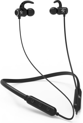 Flipkart SmartBuy BassMoverz Bluetooth Headset(Black, In the Ear)