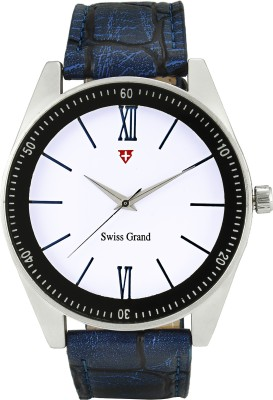 Swiss Grand SG 1153 Grand Analog Watch   For Men Swiss Grand Wrist Watches