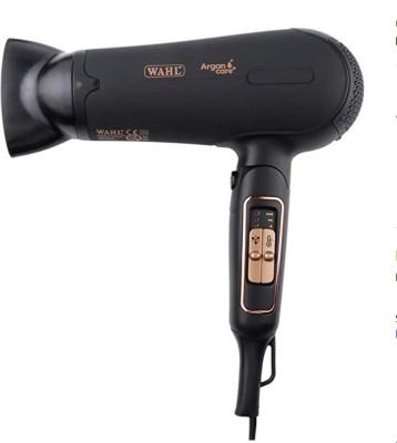 Wahl WCHDB-1324 Hair Dryer(2200 W, Black)