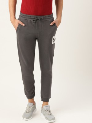 United Colors of Benetton Regular Fit Men Grey Trousers
