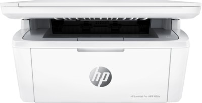HP Jet Pro MFP M30a Multi function WiFi Monochrome Printer White, Toner Cartridge