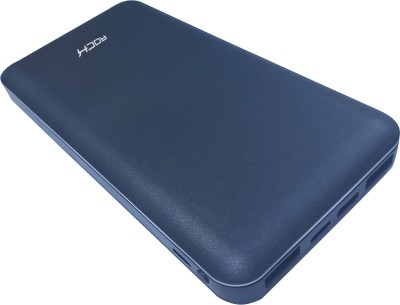 Rock 10000 mAh Power Bank  10 W, Quick Charge 3.0  Grey, Lithium Polymer Rock Power Banks