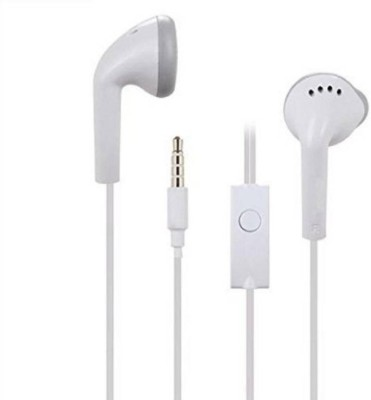 subton YS EARPHONE FOR OPPO/VIVO/NOKIA/HONOR/MI/ASUS Wired Headset(White, In the Ear)