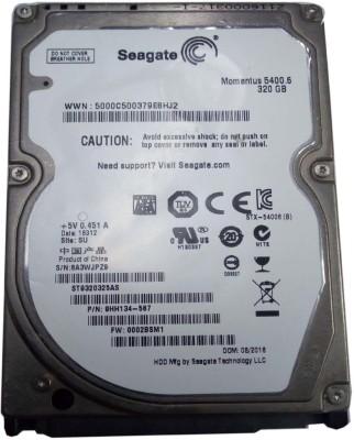 Seagate MOMENTUS 320 GB Laptop Internal Hard Disk Drive (ST320LT020P)