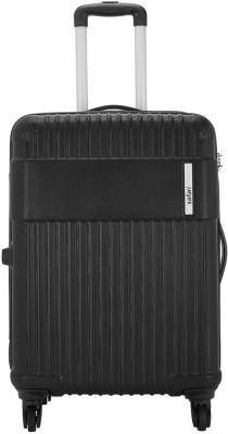 Safari STEALTH 77 4W BLACK Check-in Luggage - 29 inch  (Black)