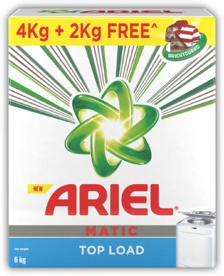 Ariel Detergent Washing Powder – Matic Top Load 6 kg