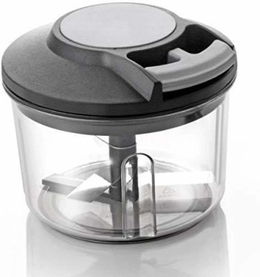 panoramicspot NEW Manual Vegetable Hand Chopper Big pull chopper with...