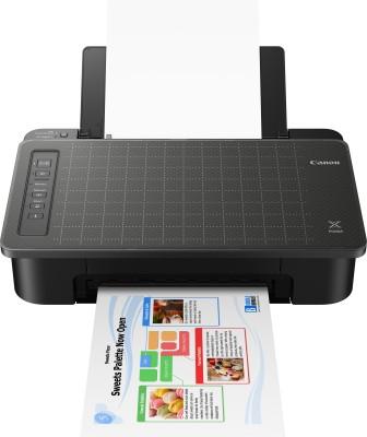 Canon PIXMA TS307 Single Function WiFi Color Printer Black, Ink Cartridge Canon Single Function Printers