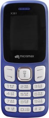 Micromax X381(Blue)