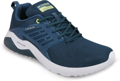 Campus CRYSTA Running Shoes For Men(Blue)