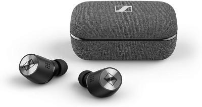 Sennheiser Momentum M3 IETW 2 Active noise cancellation enabled Bluetooth Headset(Black, True Wireless)