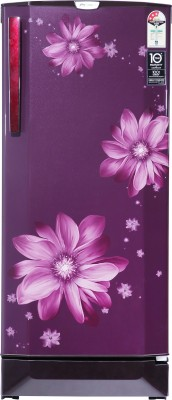 Godrej 210 L Direct Cool Single Door 3 Star  2020  Refrigerator Pearl Wine, RD EDGEPRO 225C 33 TAF PL WN Godrej Refrigerators