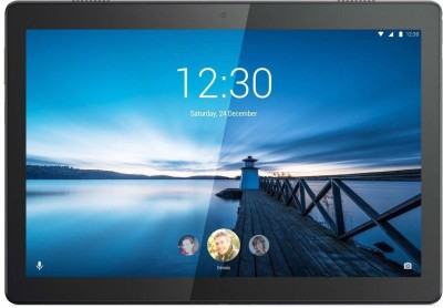Lenovo M10 FHD REL 32 GB 10 inch with Wi-Fi+4G Tablet (Slate Black)
