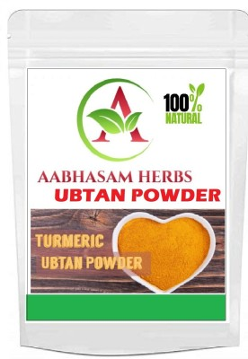 Abhasam herbs Organic Ubtan Powder for Skin Whitening and Glowing (100 gm)(100 g)