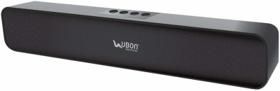 Ubon SP-70 Cool Bass 4.2 W Bluetooth Speaker 10 W Bluetooth Speaker(Black, Stereo Channel)