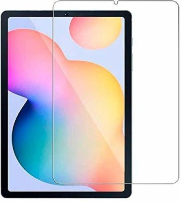 Colorcase Tempered Glass Guard for Samsung Galaxy Tab S6 Lite(Pack of 1)