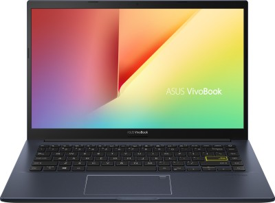 Asus Core i3 10th Gen - (4 GB/512 GB SSD/Windows 10 Home) X413JA-EK261T Thin and Light Laptop(14 inch, Cobalt Blue,...