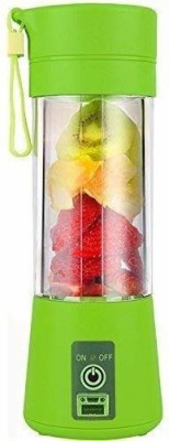 The Guru Shop usb Juicer 4 BLADE Juicer 200 Juicer(Multicolor, 1 Jar)